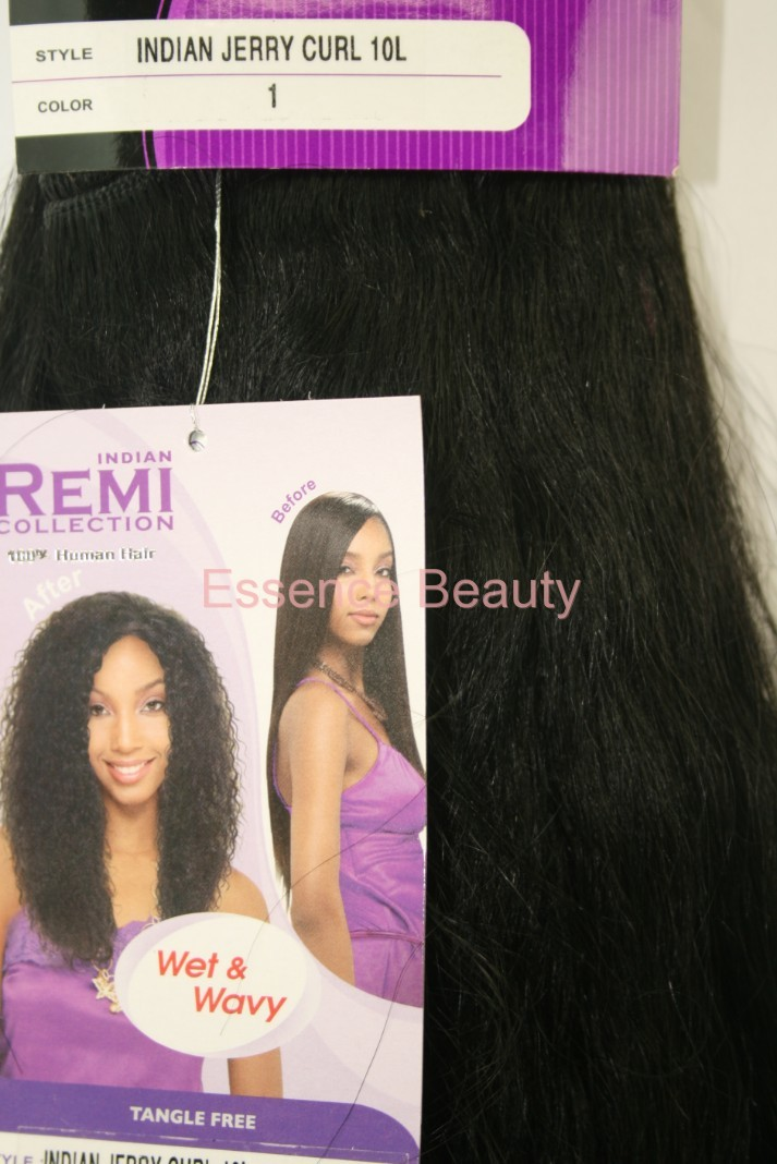 Indian remi collection 100 human hair wet wavy jerry weave ebay indian remi collection 100 human hair wet amp pmusecretfo Images