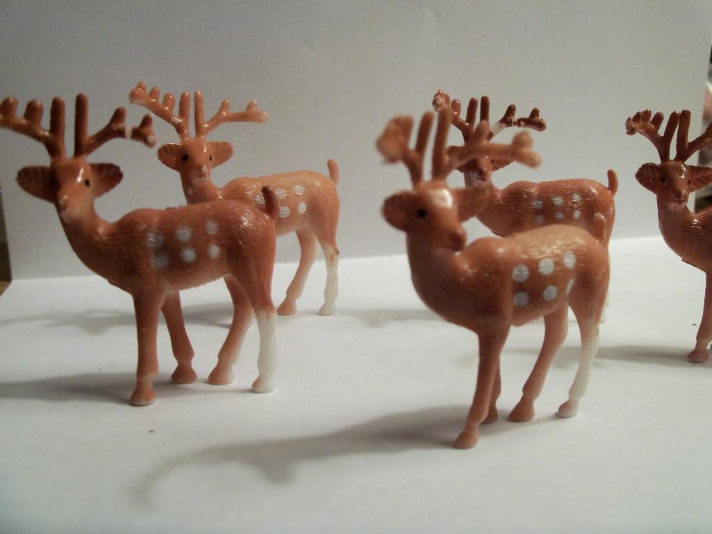 Deer Cake Toppers Deer Cupcake Toppers Buck Picks Hunting