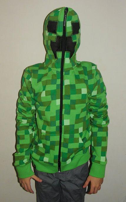 Creeper hoodie youth