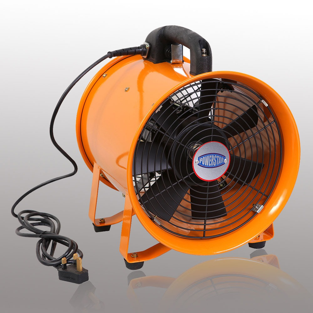 Pvc Fans And Blowers : Pvc flexible duct industrial portable ventilator extractor