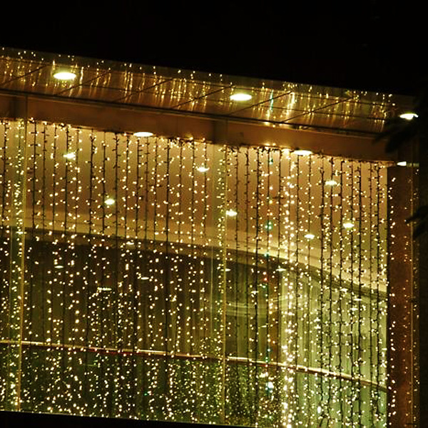 3Mx3M 300*LED Outdoor/Indoor Christmas Wedding Party Fairy Lights ...