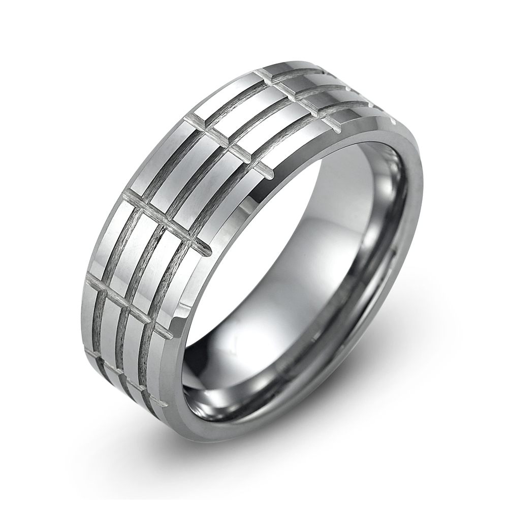 cool and unique wedding bands