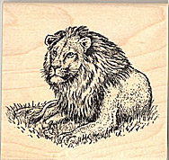 Lion stamps and other wildlife stamps