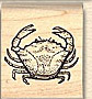 Crab stamps and other marine animal stamps
