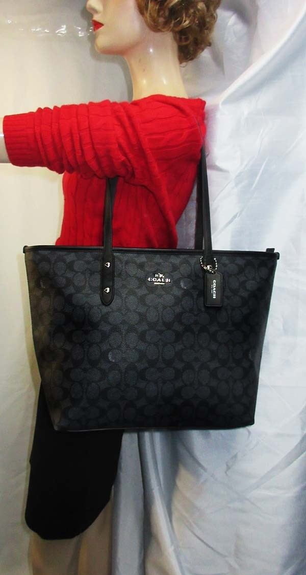 coach bag sale outlet  coach 37156 city op art