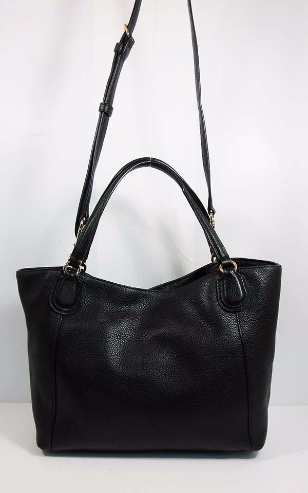 coach satchel bag outlet  coach 35983 edie black