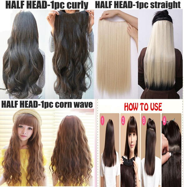 Clip In Real Hair Extensions Canada Remy Hair Review