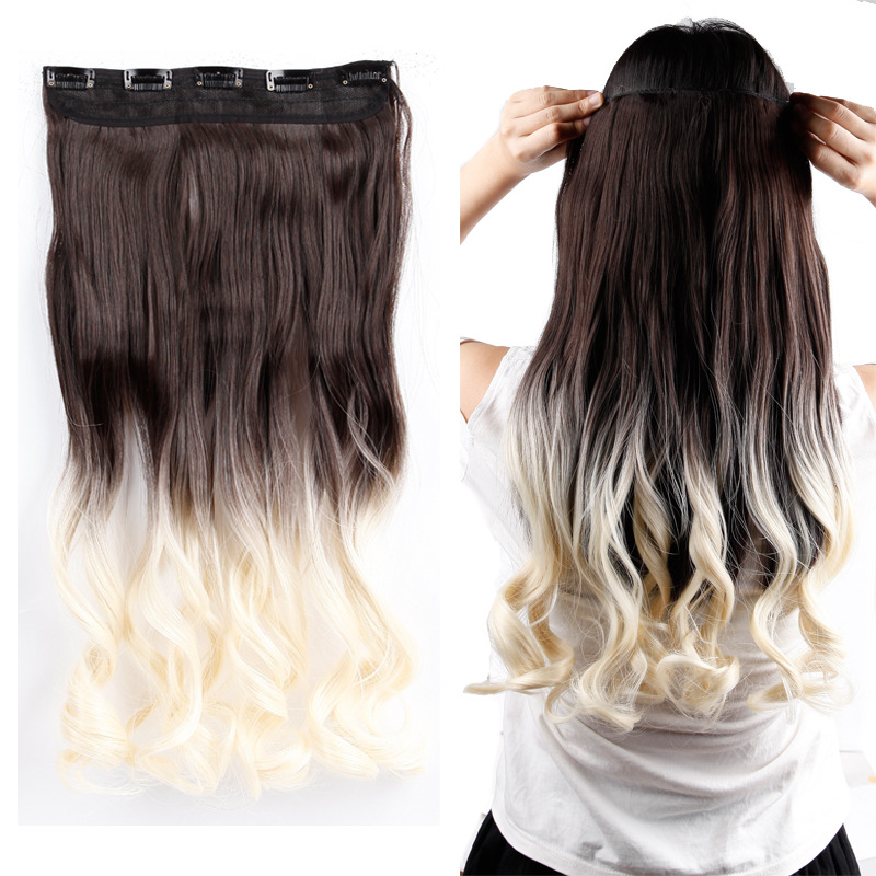 Can You Dye Human Hair Extensions Blonde Dallas Extension Hair