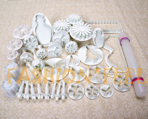 Xmas-Series-Sugarcraft-Cake-Decorating-Fondant-Icing-Cutters-Cookie-Mould-Tools