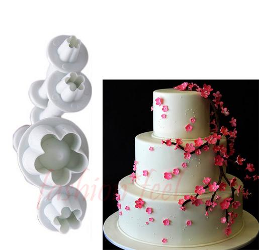 8-Sets-Sugarcraft-Fondant-Cake-Decorating-Cookie-Plunger-Cutter-Mold-Baking-Tool
