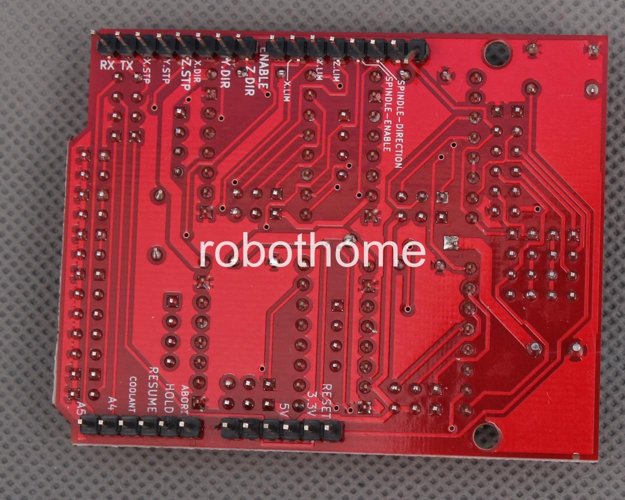 Расширения к arduino своими руками