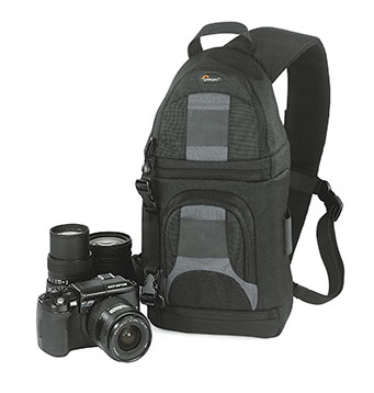 Рюкзак для фото Lowepro Slingshot 100 AW Black.