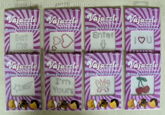 8-different-styles-Ladies-Vajazzle-Kits-Crystal-Tattoo-Body-Art-as-seen-on-TOWIE