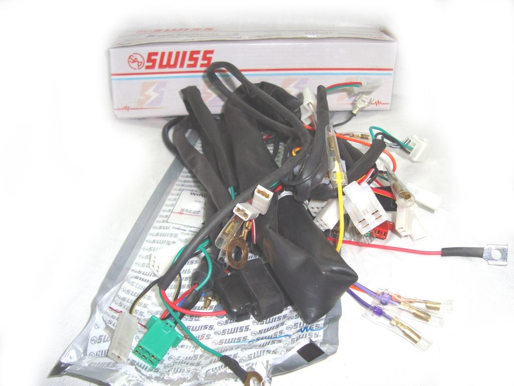 royal enfield brand new complete wiring harness electra cdi models 500970 ebay