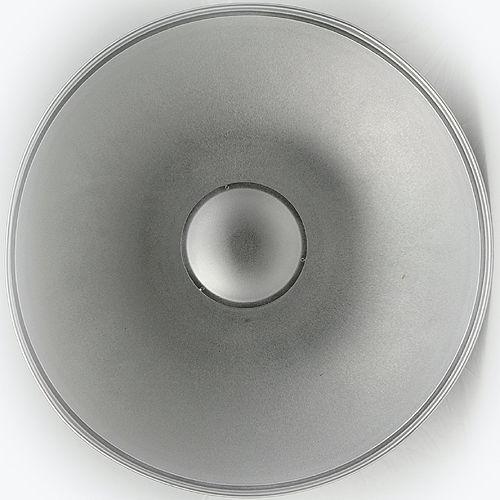 "Alien Bees Beauty Dish: Camera Flash 22"" Beauty Dish Mounting For Canon Nikon"