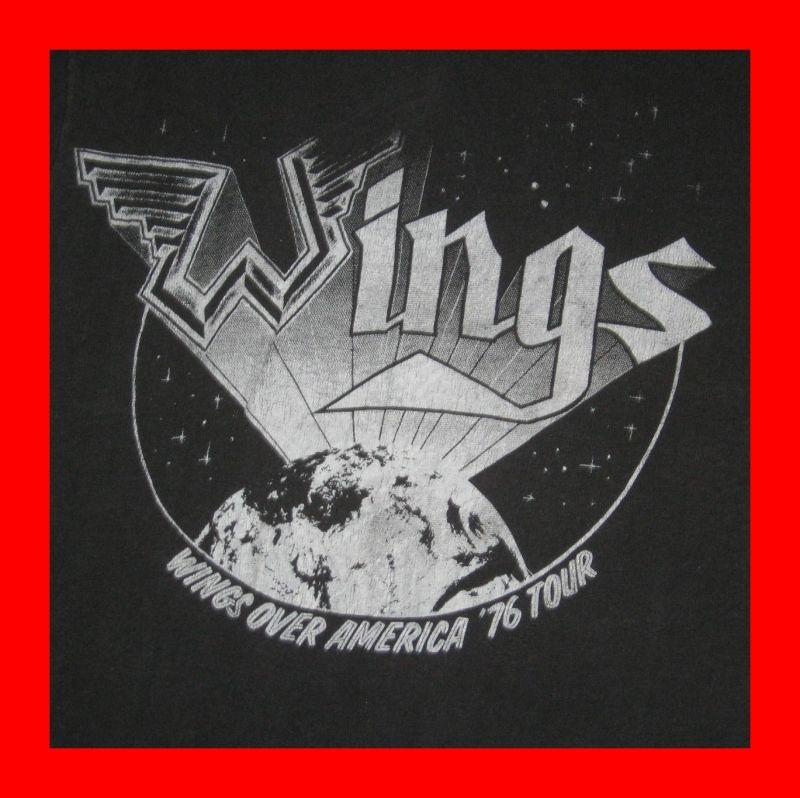 Paul Mccartney Wings Logo