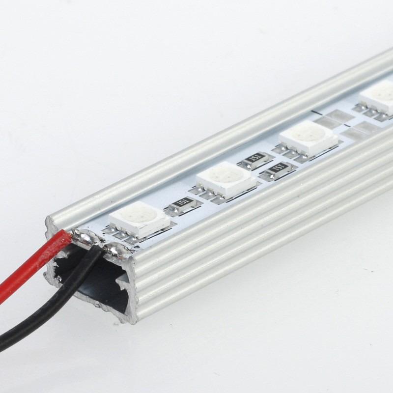 Как сделать лампу из светодиодной ленты