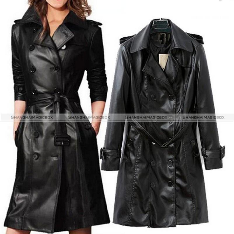 Женская Одежда Куртки Плащи Из Кожи