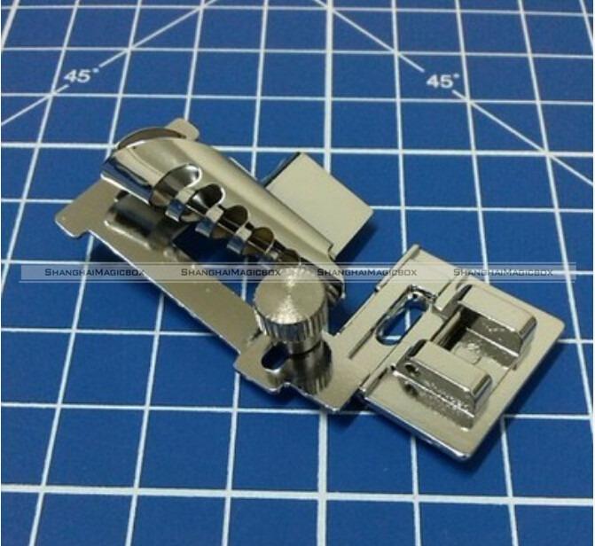 Лапки для швейной машины универсальные