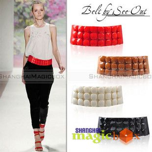 Trendy-Women-Elastic-Stretch-Wide-Waist-Belt-Band-028