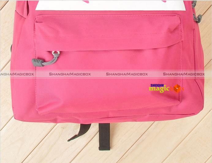 New Women Men Fashion Cute School Book Campus Bag Backpack 6 Colors
