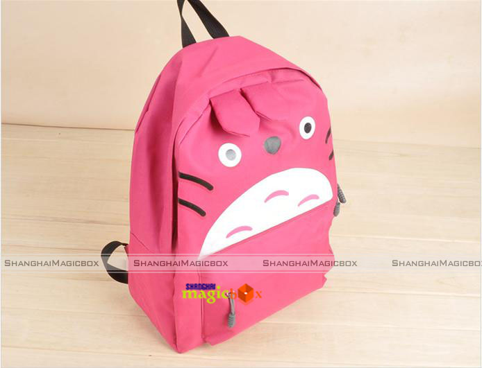 New Women Men Fashion Cute School Book Campus Bag Backpack 6 Colors
