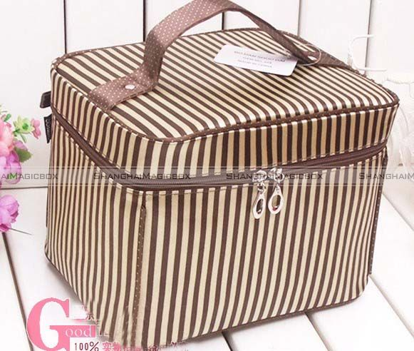 Women Fashion Cute Large Cosmetic Make Up Bag Case Purse 12 Colors New