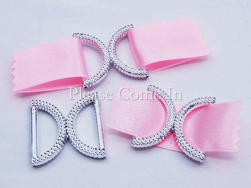 100-Acrylic-Buckle-Ribbon-Slider-Scrapbooking-1