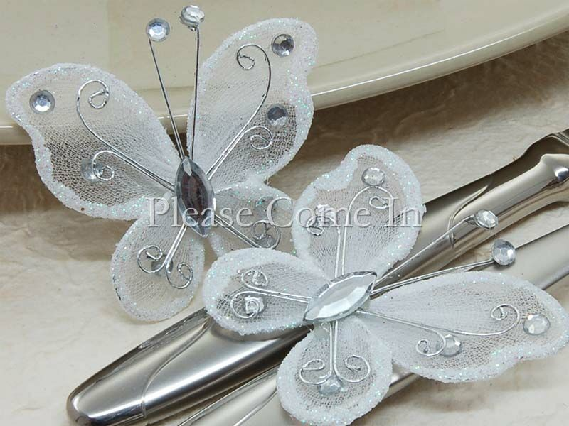 50-White-Nylon-Butterfly-Wedding-Decorations-4-5cm