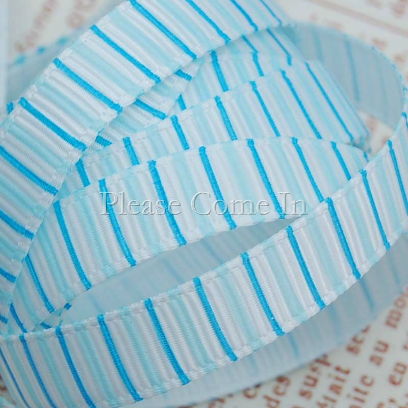 5mtrs-Grosgrain-Ribbon-Blue-Stripe-2-10mm-3-8