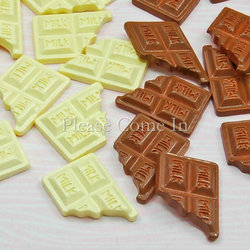 20-Kawaii-Resin-Milk-Chocolate-Embellishment-Mixed