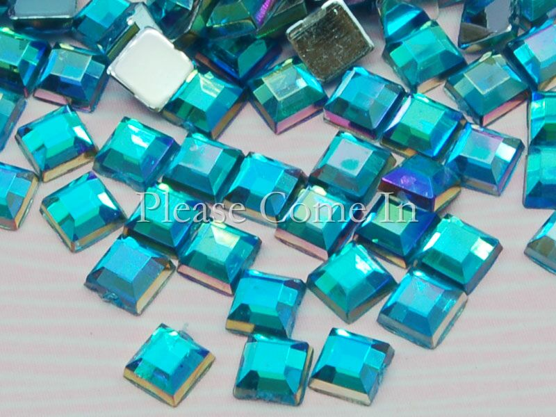 5000-Square-Mosaic-Rhinestone-Wholesale-4mm-AB-Sky-Blue