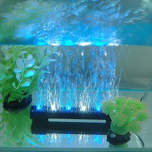 Universal marineland 6 led fish tank aquarium air curtain - Aquarium wand ...