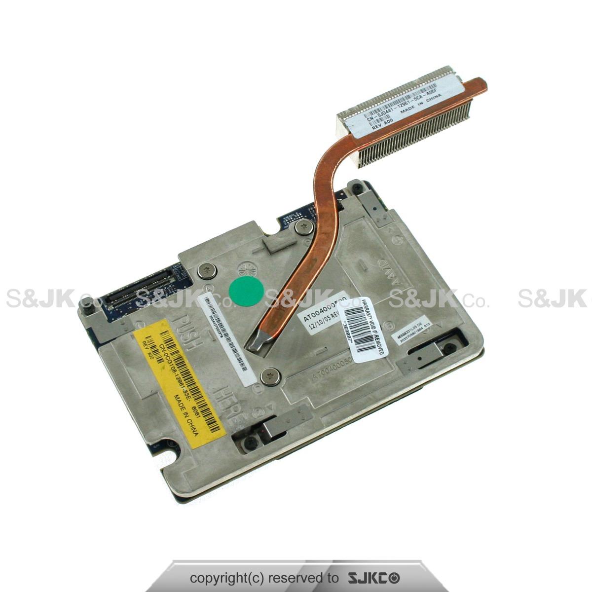 Genuine Dell Inspiron 9400 E1705 NVIDIA Geforce Go 7800 256MB Graphic