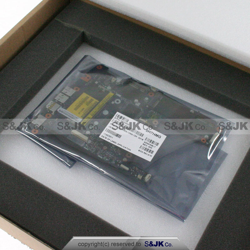 NEW Dell Inspiron Mini 1012 Intel Atom N450 1.66GHZ Motherboard H7HMG