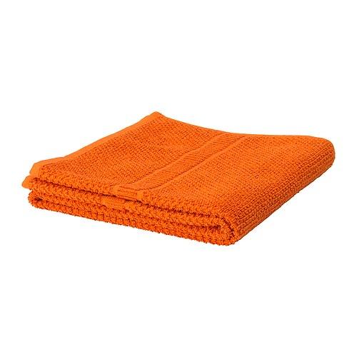 Washcloths History: New IKEA FRAJEN Bath Towel Washcloth 100% Cotton Gray