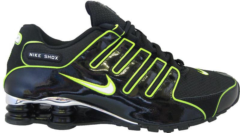 Nike Shox NZ EU Black/Volt | Sneakerhead | Pinterest | Nike shox nz and Nike  shox