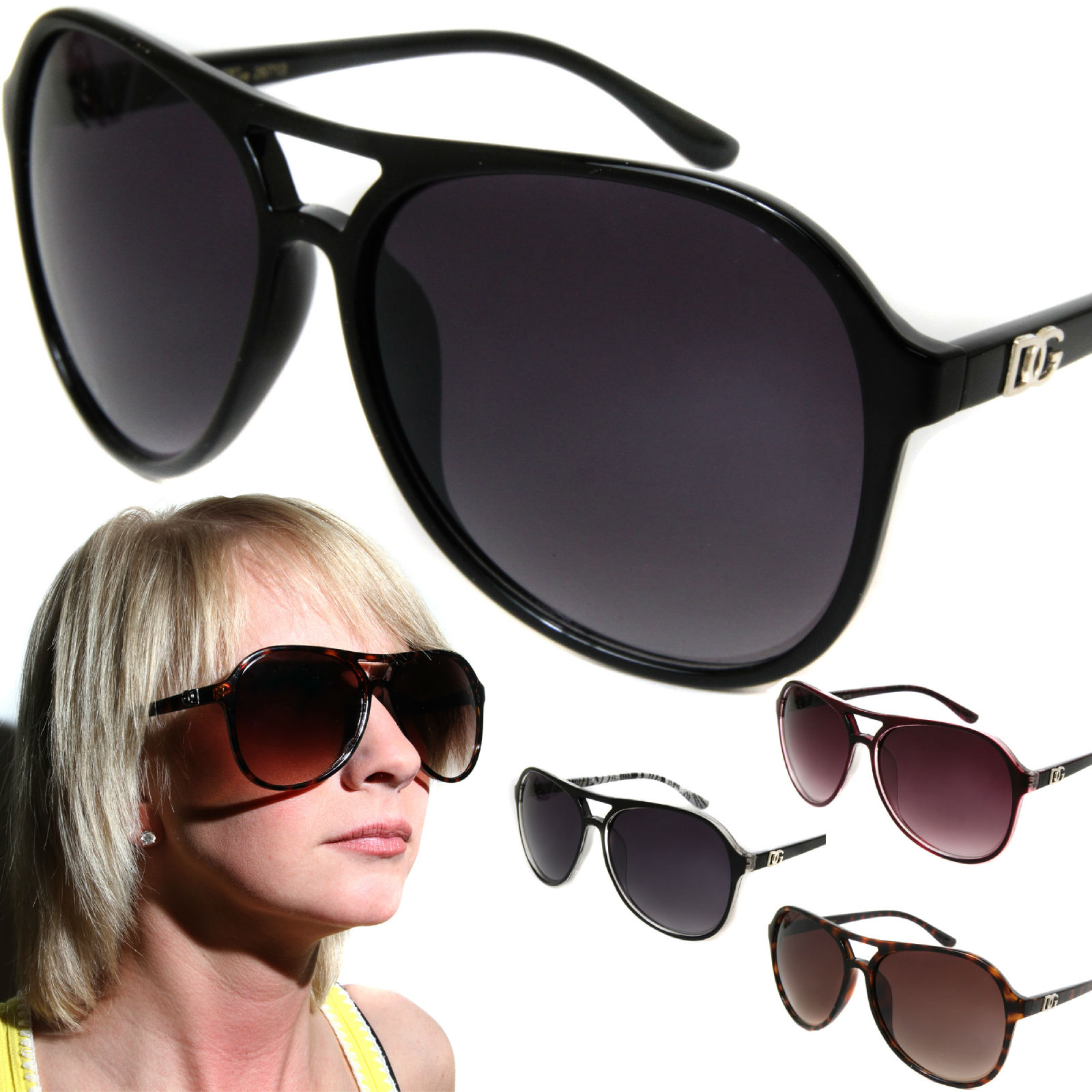 oversized black aviator sunglasses 89f2  oversized aviator sunglasses for women cheap