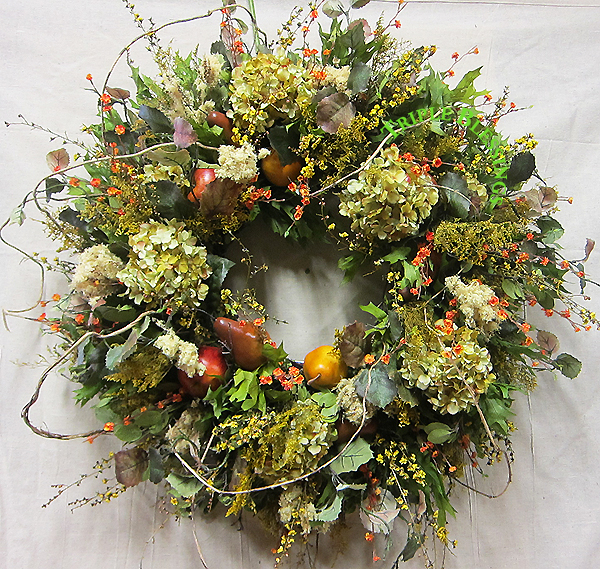 UNIQUE-NATURAL-SILK-MIX-WREATH-COUNTRY-FRUITS-mf637