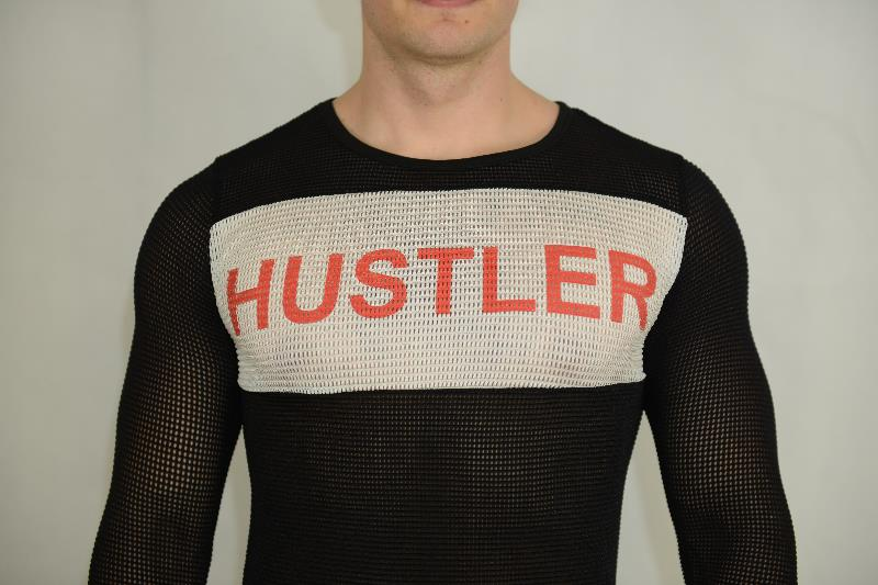 Hustler shirt from fight club