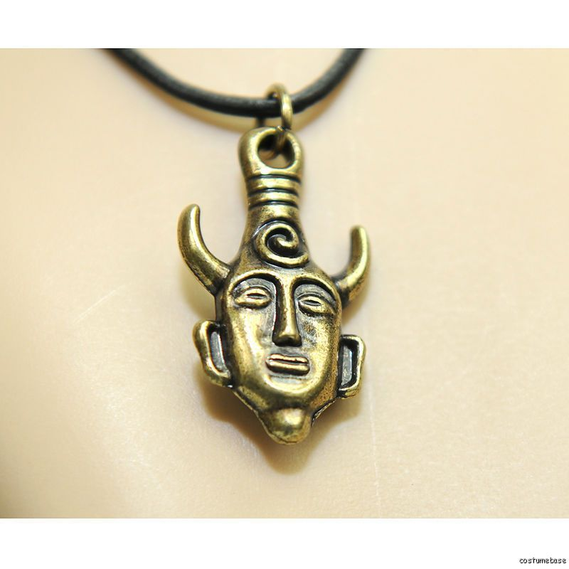 dean s necklace supernatural pendant protection amulet