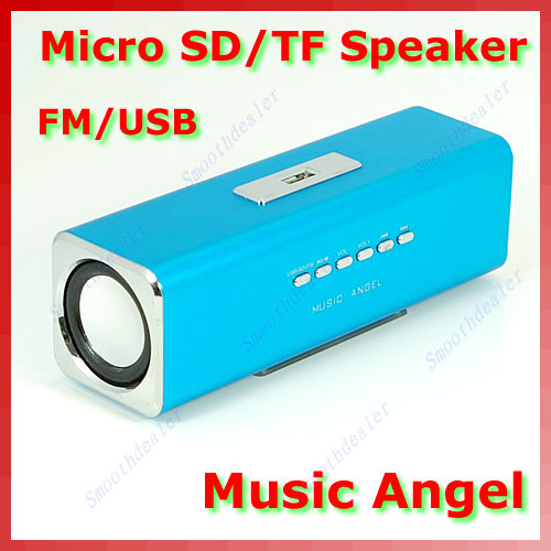 Music-Angel-TF-SD-Card-Reader-FM-Speaker-iPod-iPhone-BL