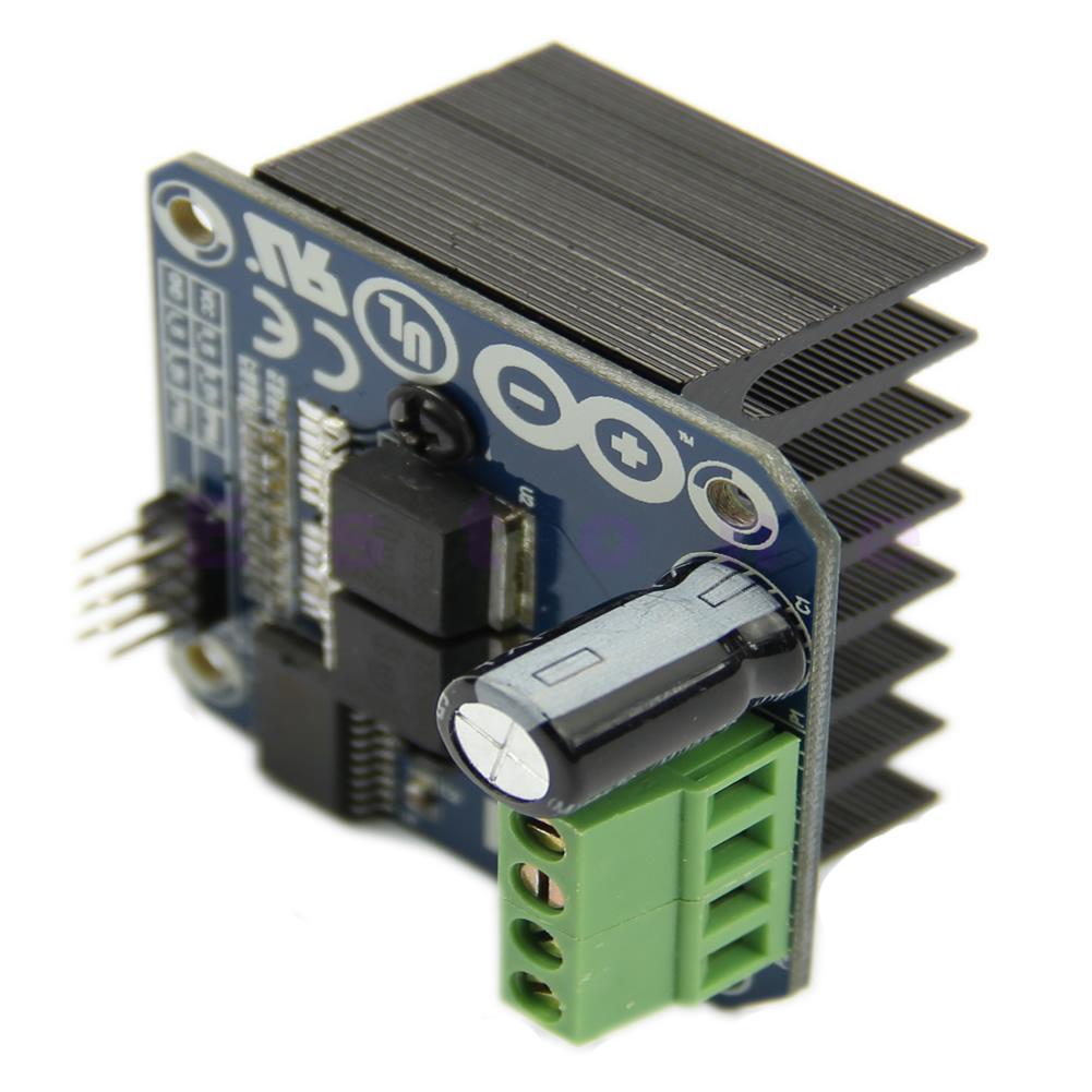 43a Semiconductor Bts7960b Stepper Motor Driver H Bridge
