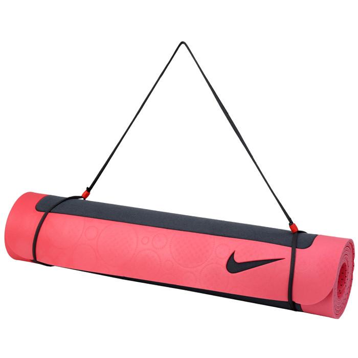 Pilates Mat Class Description: Nike Ultimate Yoga Mat 5mm Gym Pilates Floor Mat Pink