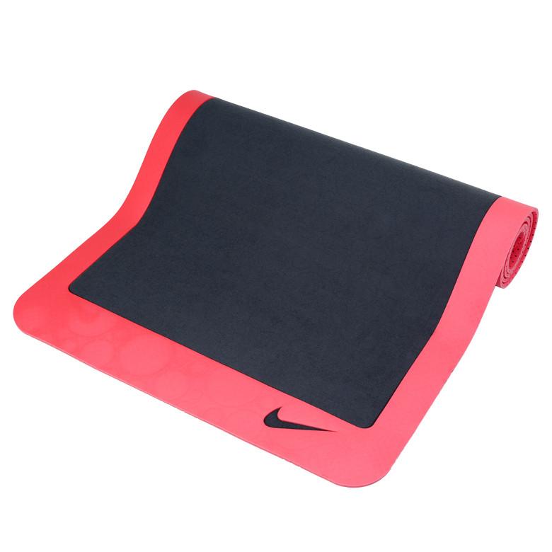 Nike Ultimate Yoga Mat 5mm Gym Pilates Floor Mat Pink