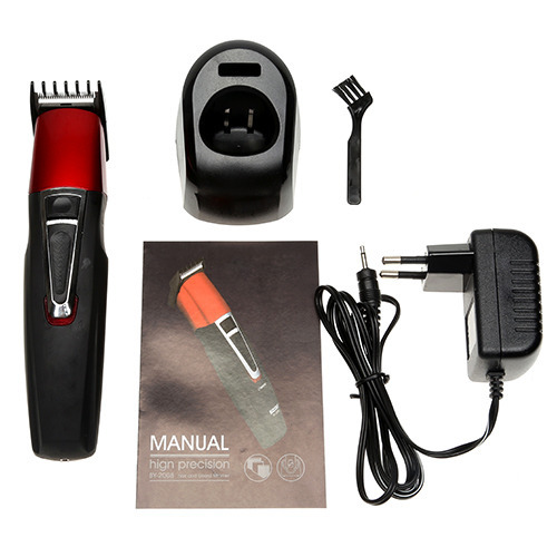 new rechargeable men 39 s electric shaver razor hair beard trimmer grooming clipper ebay. Black Bedroom Furniture Sets. Home Design Ideas