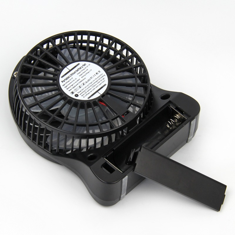 ... Portable PC USB & Battery Operated Personal Fan Rechargeable | eBay