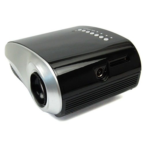 Home Cinema Theater Multimedia Led Lcd Projector Hd 1080p: Mini LCD LED Projector HD 1080P Home Cinema Theater