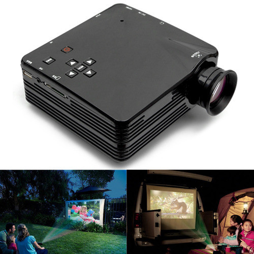 7500lm Hd Home Theater Multimedia Lcd Led Projector 1080