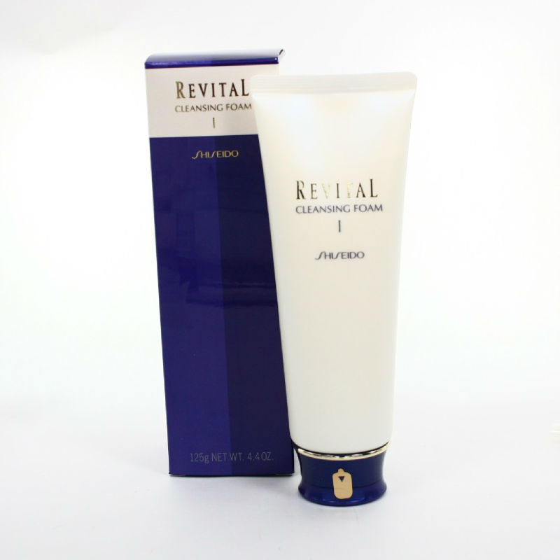 Shiseido-Revital-Cleansing-Foam-I-Cleanser-normal-to-oily-skin